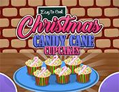 Easy To Cook Christmas Candy Cane Cupcakes