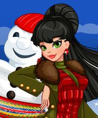 Editors Pick Winter Carnival Dress Up game
