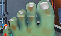 play Monster Nail Doctor
