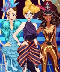 play Avant Garde Fashion Game
