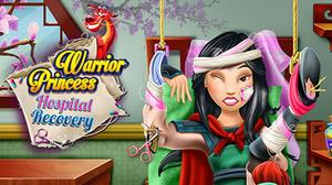 play Warrior Princess Hospital Recovery