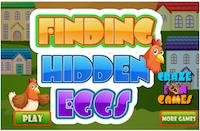 play Finding Hidden Eggs Escape
