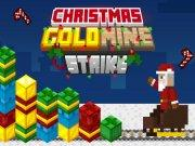 Play Gold Mine Strike Christmas Game