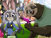 Zootopia Hair Salon