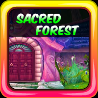 play Sacred Forest Escape