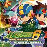 play Mega Man Battle Network 6 Cybeast Gregar