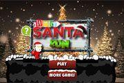 Santa Winter Run game
