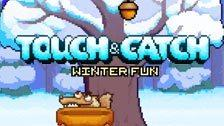 Touch And Catch - Winter Fun game