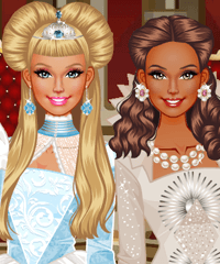 play Queens New Dress Game