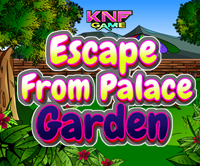 play Escape From Palace Garden