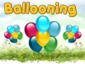 Play Ballooning Game