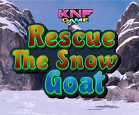 play Rescue The Snow Goat Escape