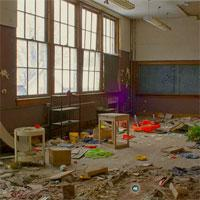 play Eightgames Abandoned High School Escape