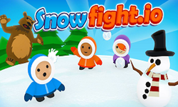 play Snowfight.Io