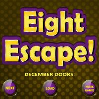 play Eight Escape - December Doors