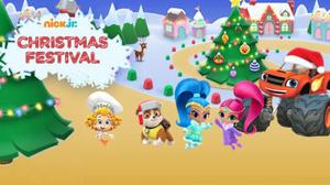play Nick Jr. Christmas Festival