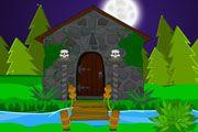 play Halloween Forest Escape