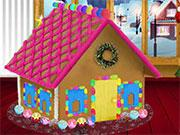 Gingerbread House Decor game