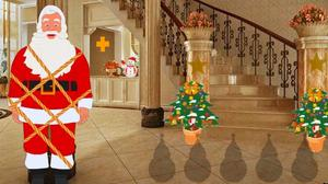 play Christmas House Santa Rescue Escape
