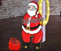 play Rescue Santa With Christmas Gifts Escape
