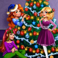 play Girls Play Christmas Tree Deco