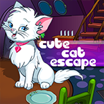play Cute Cat Escape