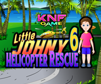 play Little Johny 6 - Helicopter Rescue