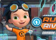 Rusty Rivets: Combine It And Design It game