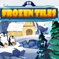 Frozen Tiles game