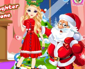 play Santa'S Daughter Home Alone