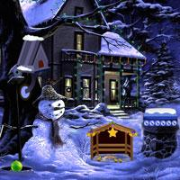 play Christmas Party Village Escape