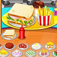 play Sandwiches Maker Restaurant
