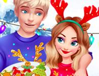 play A Magic Christmas With Elsa And Jack