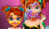 play Ice Princess: Mommy Real Makeover