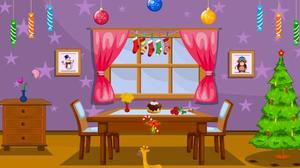 play Little Santa House Escape