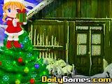 Rescue Christmas Baby With Gift game