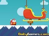 Santa Runnn game