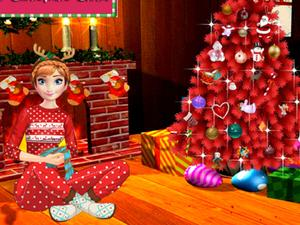 play Annie Christmas Carol