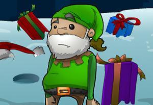 play Elf Rescues Santa