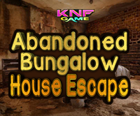 play Abandoned Bungalow House Escape