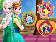 play Princesses Cookies Decoration