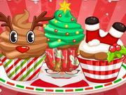 play Adorable Christmas Cupcake