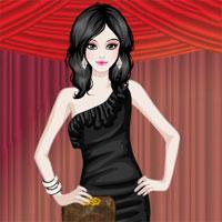 Asymmetric Dresses game