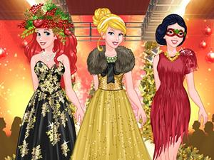play Princesses New Year Fashion Show