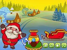 play Christmas Bubble Story