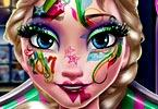 play Elsia New Year Makeup