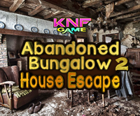 play Abandoned Bungalow House Escape 2