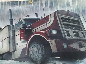 play Ice Road Truckers Hidden Letters