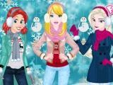 play Princesses Winter Spree