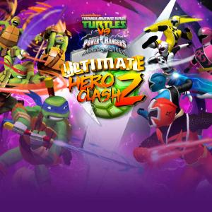 Teenage Mutant Ninja Turtles Vs Power Rangers: Ultimate Hero Clash 2 game